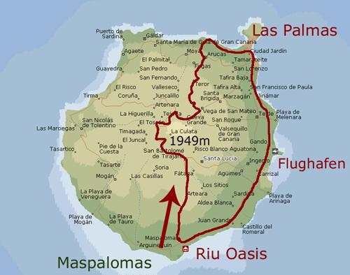 Gran Canaria Karte Flughafen.Alumine Anfang Fotos Gran Canaria 2014
